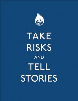 Risk Taking - Alexandra Friedman