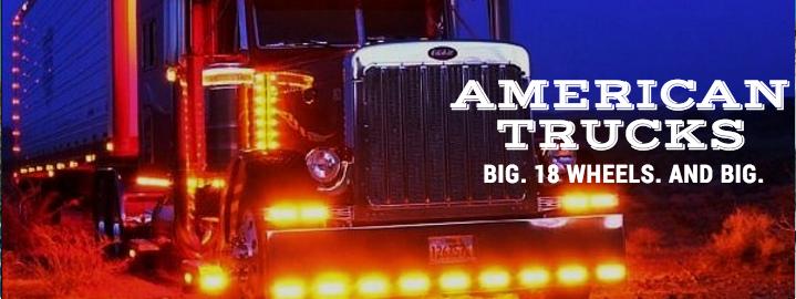American Stereotypes Trucks