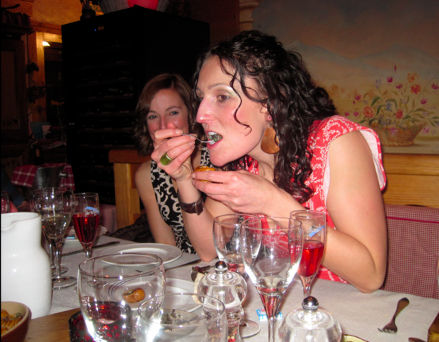 Meribel Restaurants Group Dining