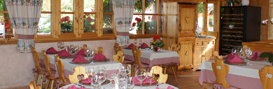 Meribel Restaurants Martagon Dining Room