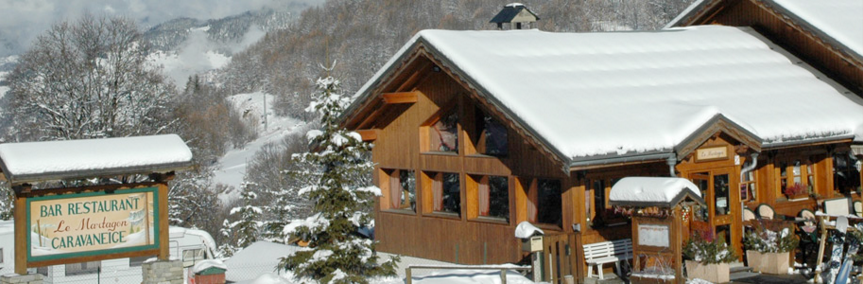 Meribel Restaurants Martagon Front