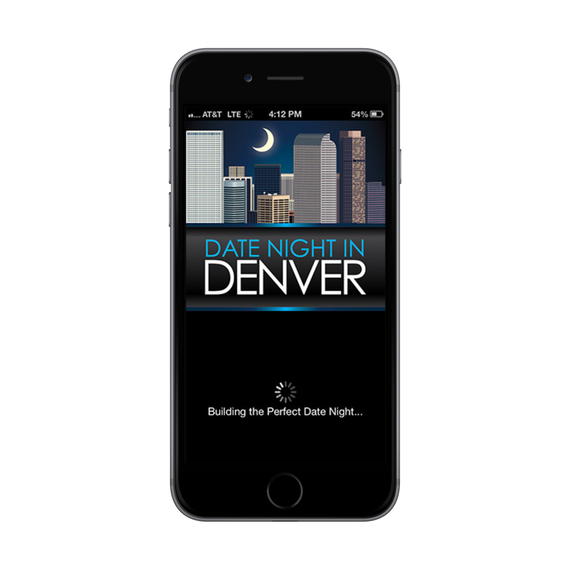 Date Night in Denver App Founder