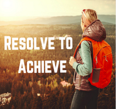 Resolve to Achieve Square