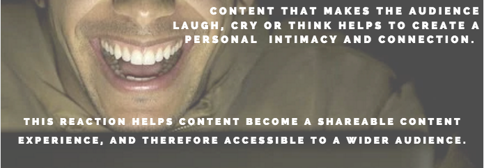 Shareable Content Experiences